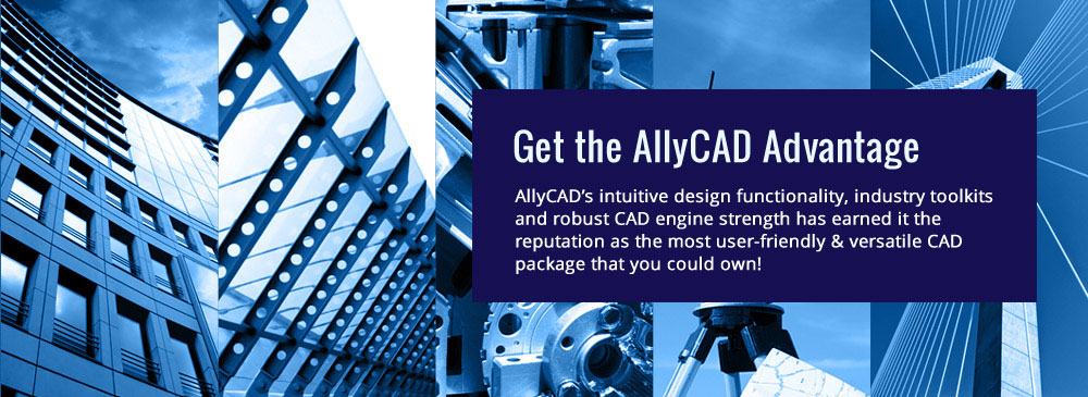 AllyCAD Design Advantage